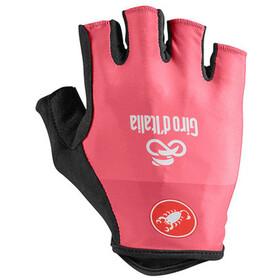 Castelli Giro d'Italia #102 Cykelhandsker, pink giro